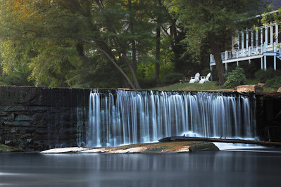 Lassiter Mill Falls in Raleigh, NC