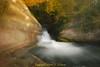 Lower falls of Whatcom Creek, Bellingham WA