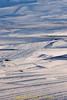 Ice patters on Lake Padden, Bellingham WA