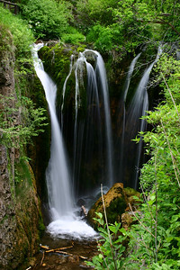Roughlock falls - Spearfish Canyon, South Dakota