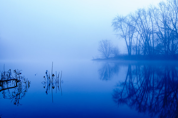 Be Still - Grand River, Michigan
