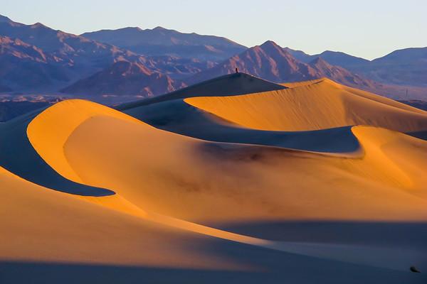 Death Valley: Serpentine Dunes