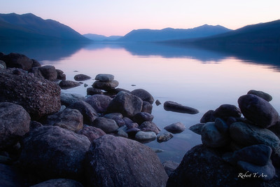 Lake McDonald 1, Glacier National Park