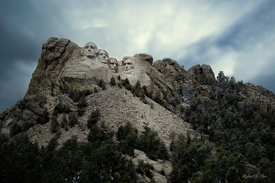 Mt. Rushmore Cloud Blast
