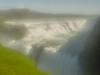 Golden Falls (Gullfoss) - wet lens