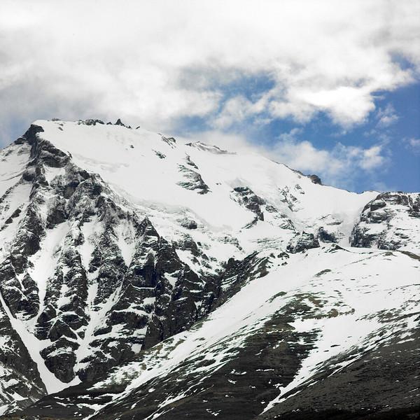 Peak, Las Torres del Paine, Chile, October, 2007