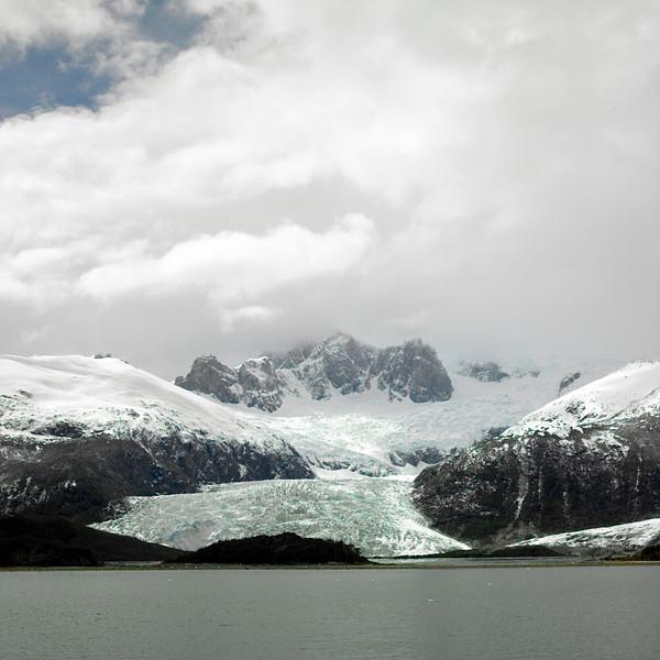 Pia Glacier, Straights of Magellan, Chile, October, 2007
