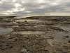 Rocky shore, Peninsula Valdes, Argentina 3/2010