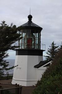 Cape Meares Lighthouse. Tillamook, OR 04/15/2019