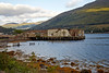 Derelict Torpedo Station Remains - Arrochar - 26 August 2013