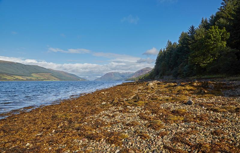 Loch Striven - 12 September 2018