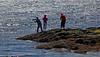 Anglers at Garelochhead - 16 May 2014