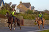 Horses and Riders in Kilcreggan - 17 February 2013