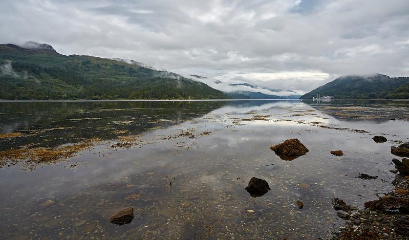 Loch Long - 2 August 2017