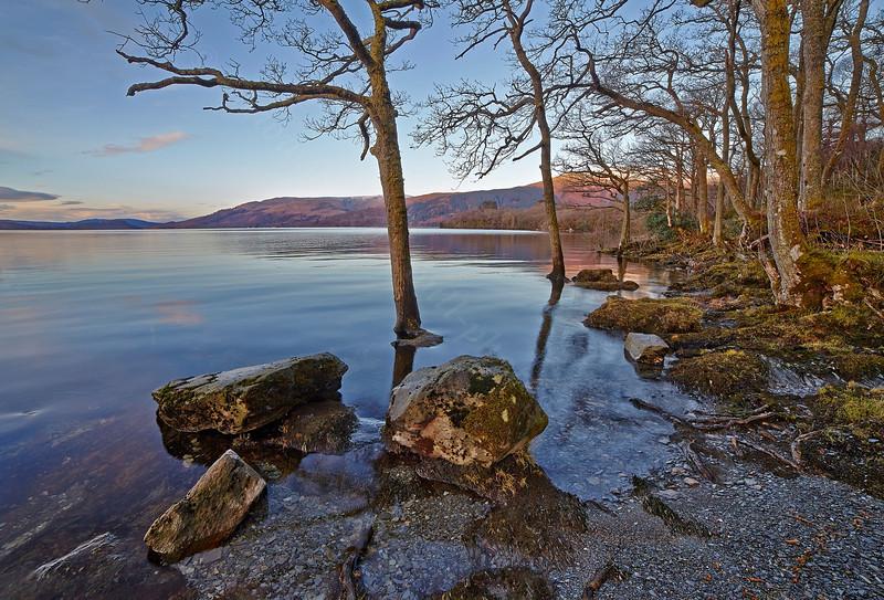 Loch Lomond Shores - 23 March 2014