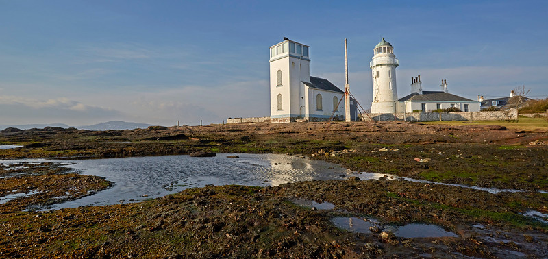Lighthouse at Toward Point - 15 February 2019