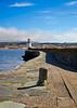 Lighthouse and Pier at Ardrishaig  - 23 April 2015