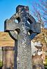 Celtic Cross at Kilmartin Church - 23 April 2015