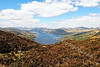 Loch Katrine from Ben A'an