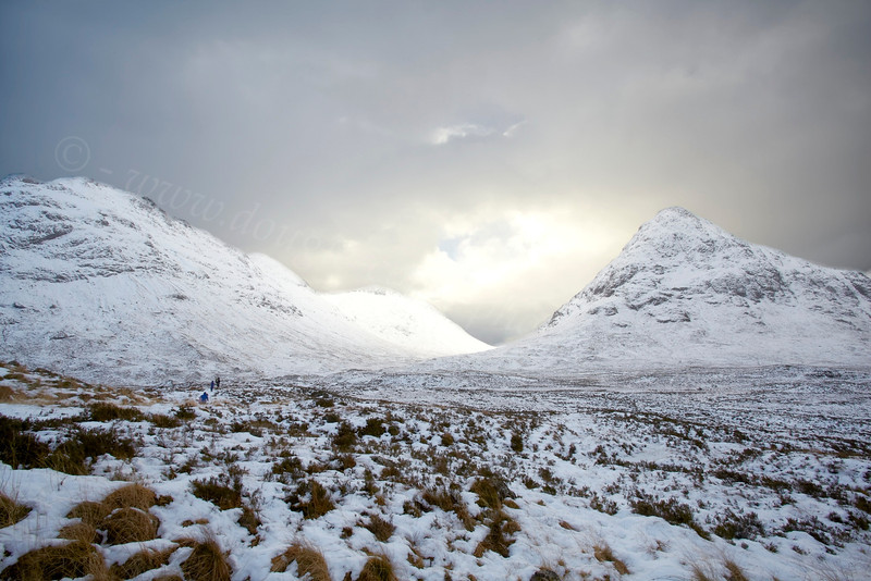Glen Etive - Glencoe - 7 December 2012