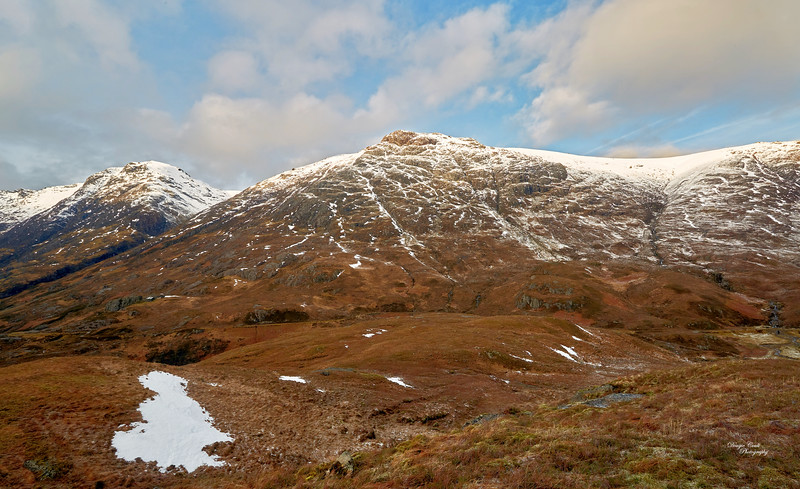 Glencoe Scenery - 26 January 2018