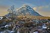 Buachaille Etive in Glencoe - 26 January 2018