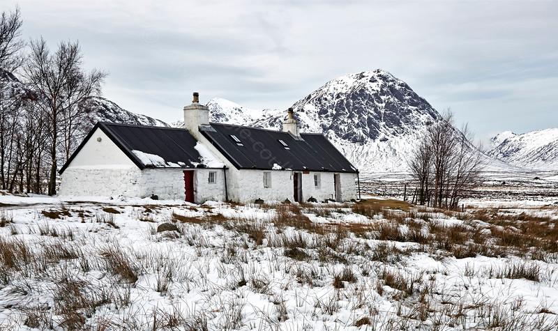 Black Rock Cottage - Glencoe - 7 February 2015