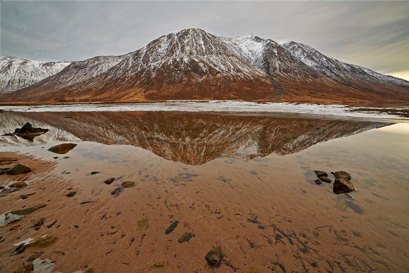 Loch Etive - 7 February 2015