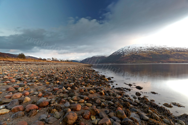 Loch Linnhe Shore - 7 December 2012