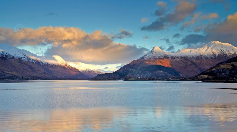 Loch Leven - 7 December 2012