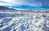 Crunchy Snow in Inveroran - 7 February 2015