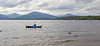 Milarrochy Bay at Loch Lomond - 5 August 2018