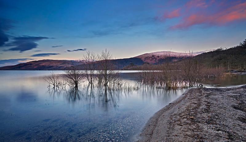 Loch Lomond - 23 March 2014