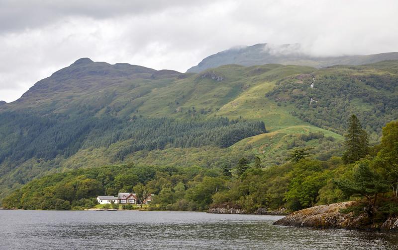 Rowardennan on Loch Lomond - 5 August 2018