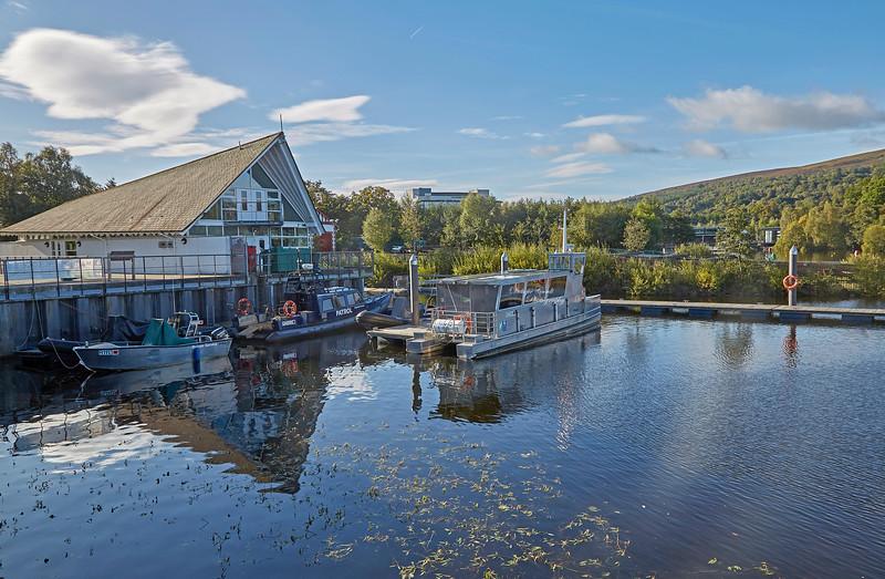 Loch Lomond Shores - 24 September 2018