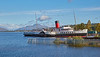Maid of the Loch - Loch Lomond - 24 September 2018