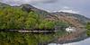 Sir Walter Scott on Loch Katrine