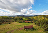 Scott's View in the Scottish Borders  - 8 October 2015