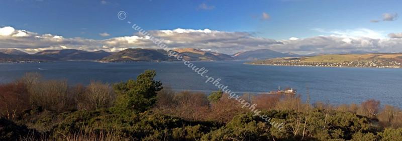 Cowal Hills Panorama