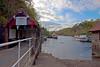 Boats at Loch Katrine