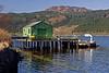 Pier at Finnart, Loch Long