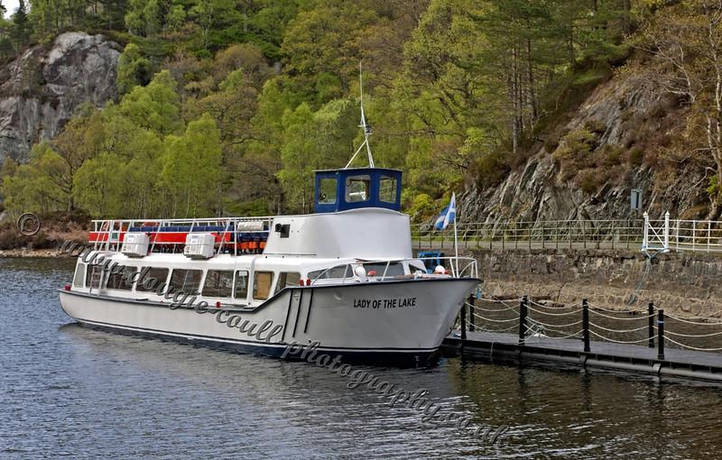 'Lady of the Lake' - Loch Katrine
