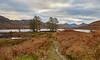 Loch Arklet in Stirlingshire - 7 November 2016