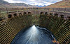 Masonry Dam at Loch Arklet in Stirlingshire - 7 November 2016