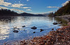 Loch Ard in Stirlingshire - 7 November 2016