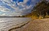 Loch Venachar in the Trossachs - 29 October 2013
