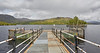 The Pier in Stronachlachar at the Trossachs - 27 May 2019