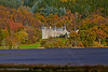 The Trossachs Hotel in Autumn Sunshine - 29 October 2013