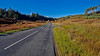 'Dukes Pass' - a Long and Winding Road in the Trossachs - 29 October 2013