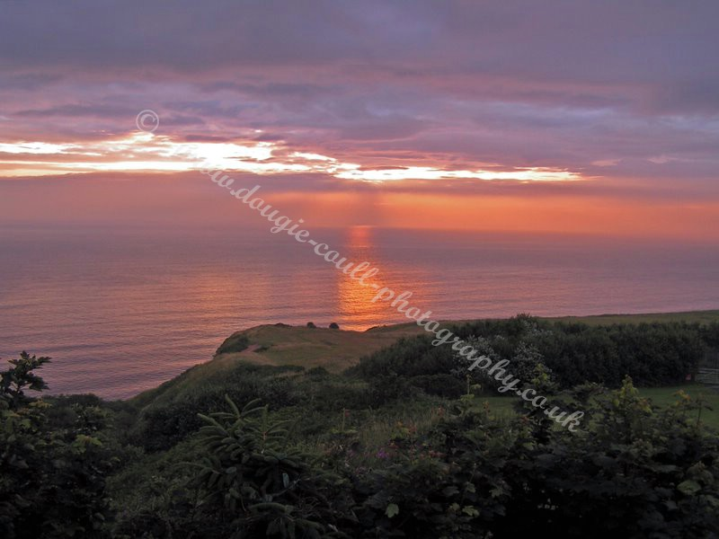Sunrise - High Hawsker
